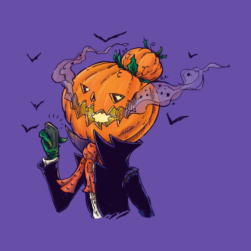 The Pumpkin Bun   by nickv47
