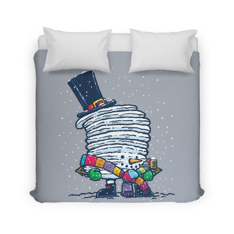 Captain Snowcake Home Duvet by nickv47