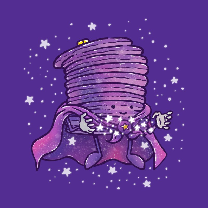 Cosmic Pancake   by nickv47