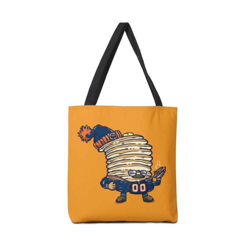 Da Pancakes Accessories Tote Bag Bag by nickv47
