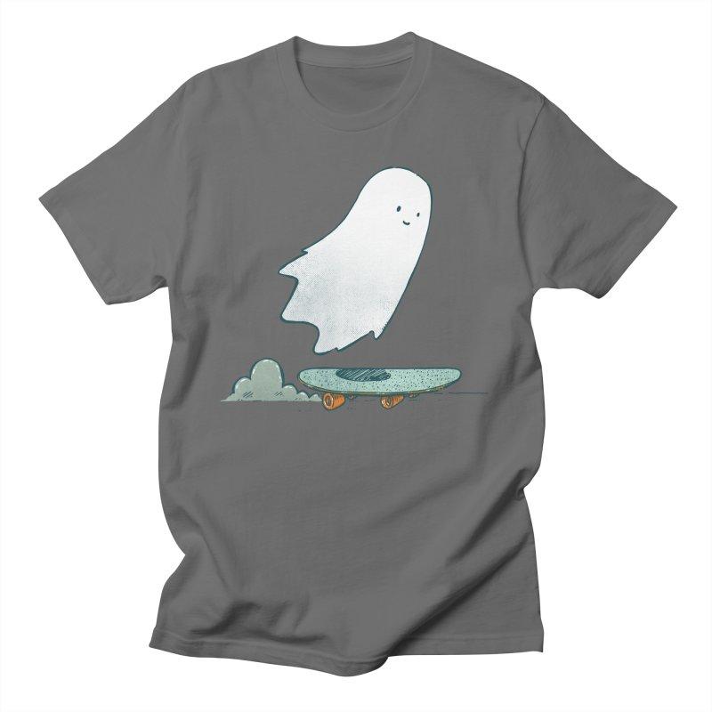 The Ghost Skater Men's T-Shirt by nickv47