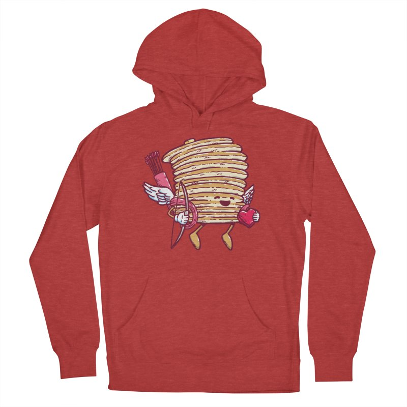 Cupid Cakes Women's French Terry Pullover Hoody by nickv47