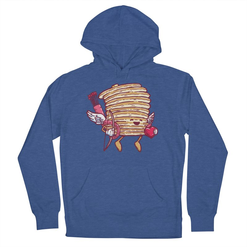 Cupid Cakes Men's French Terry Pullover Hoody by nickv47