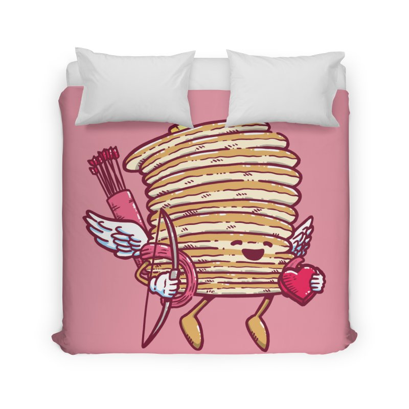 Cupid Cakes Home Duvet by nickv47