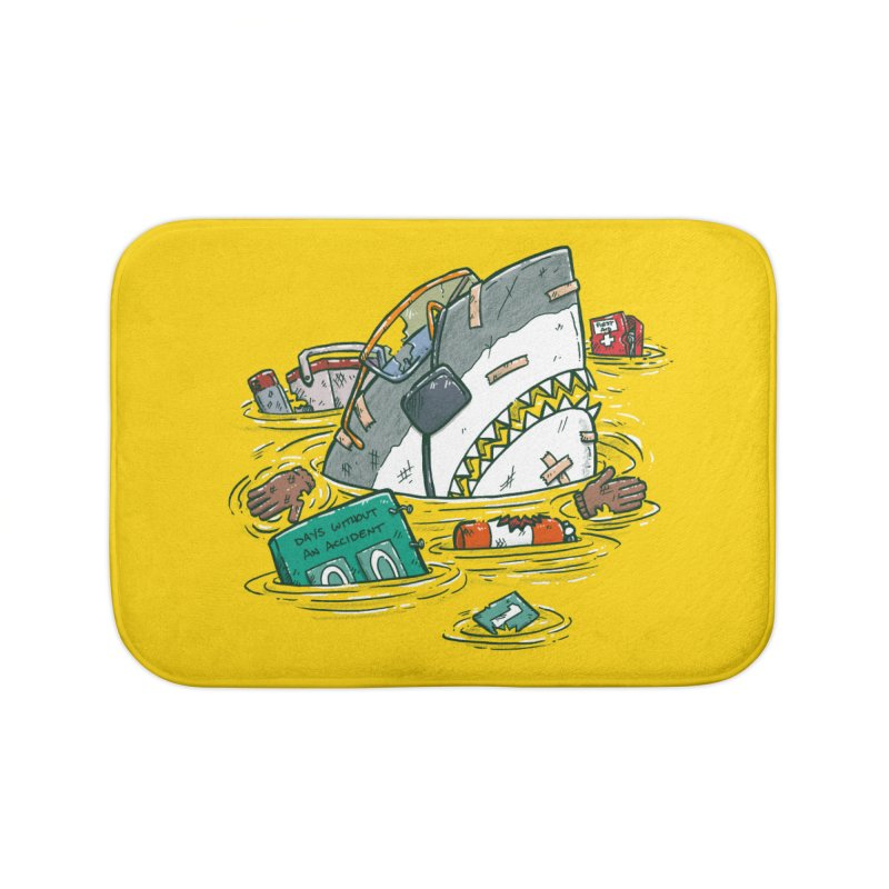 Safety Third Shark Home Bath Mat by nickv47
