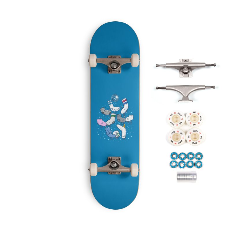 Lost Sock Party Accessories Complete - Premium Skateboard by nickv47