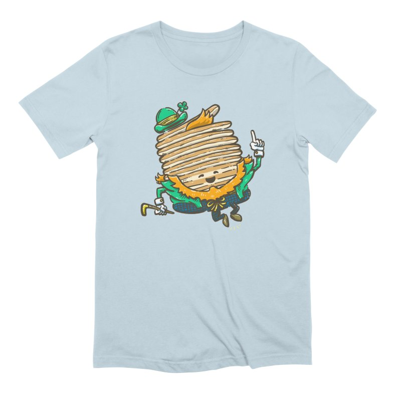 St Patrick Cakes Men's Extra Soft T-Shirt by nickv47
