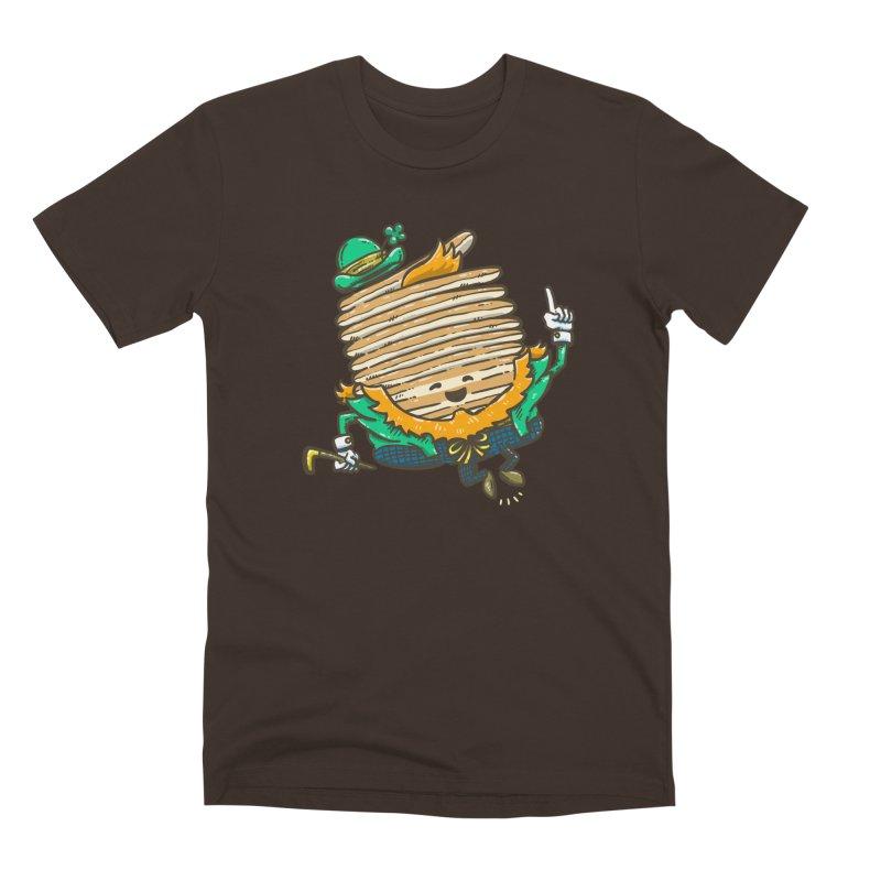 St Patrick Cakes Men's Premium T-Shirt by nickv47