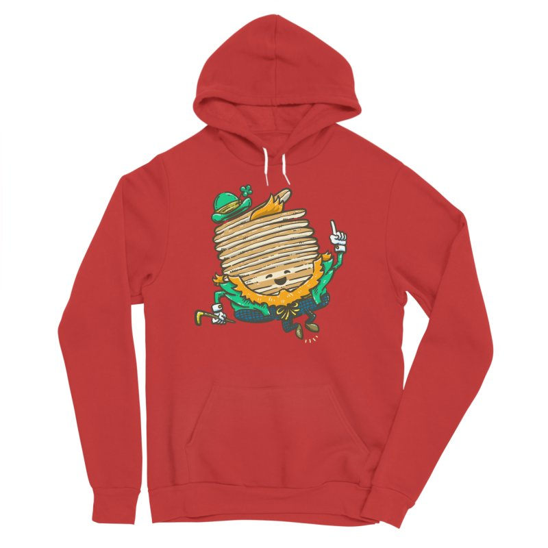 St Patrick Cakes Women's Pullover Hoody by nickv47