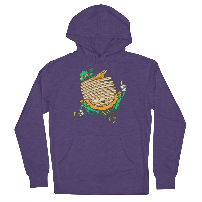 St Patrick Cakes Women's French Terry Pullover Hoody by nickv47