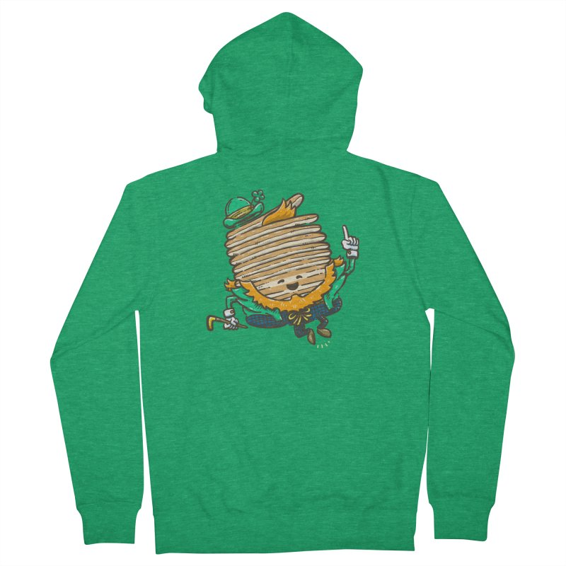 St Patrick Cakes Women's French Terry Zip-Up Hoody by nickv47