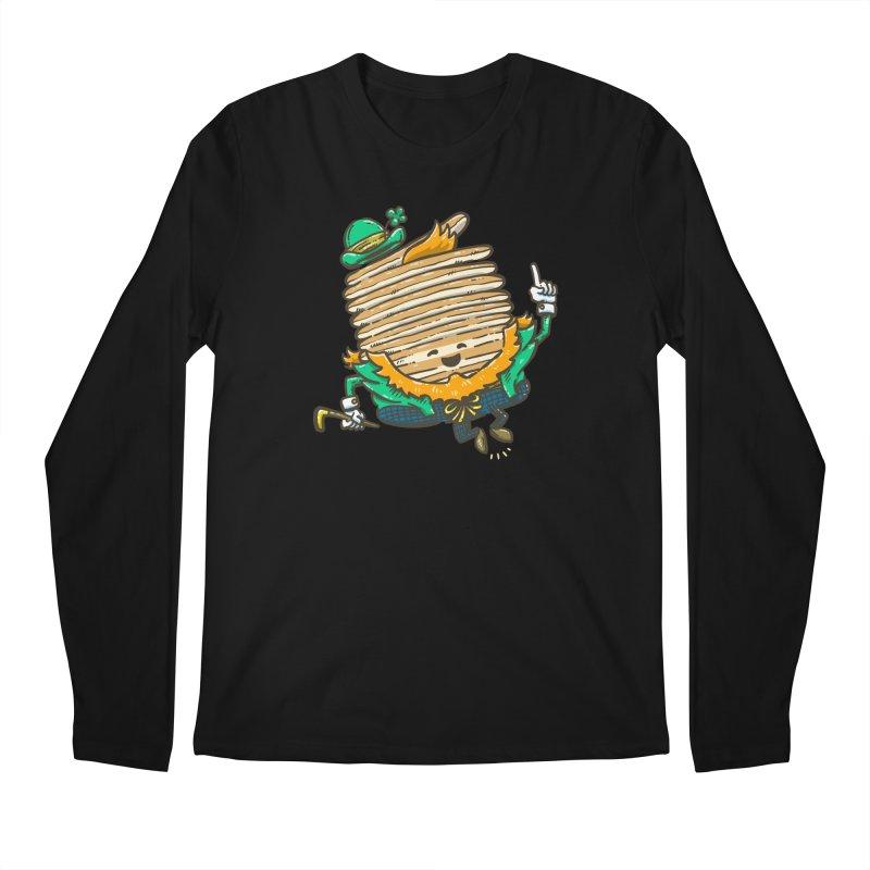St Patrick Cakes Men's Regular Longsleeve T-Shirt by nickv47