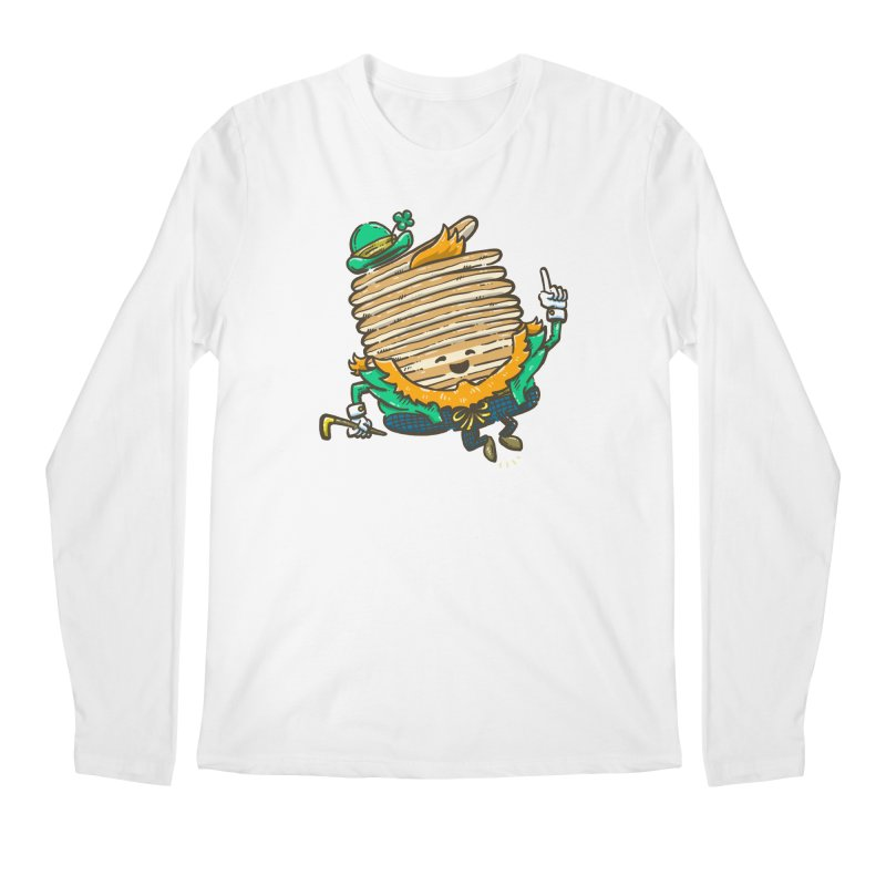 St Patrick Cakes Men's Regular Longsleeve T-Shirt by nickv47