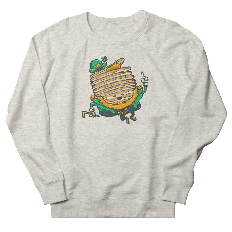 St Patrick Cakes Men's French Terry Sweatshirt by nickv47