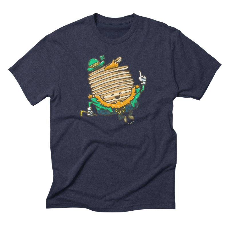St Patrick Cakes Men's Triblend T-Shirt by nickv47