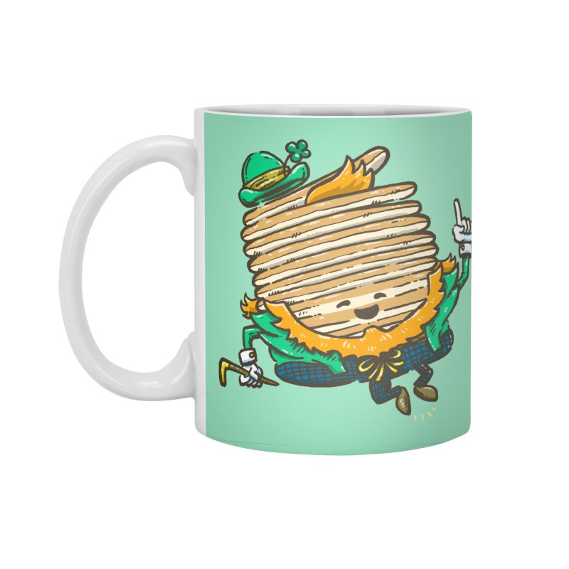 St Patrick Cakes Accessories Standard Mug by nickv47