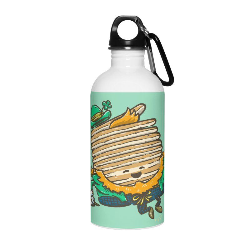 St Patrick Cakes Accessories Water Bottle by nickv47
