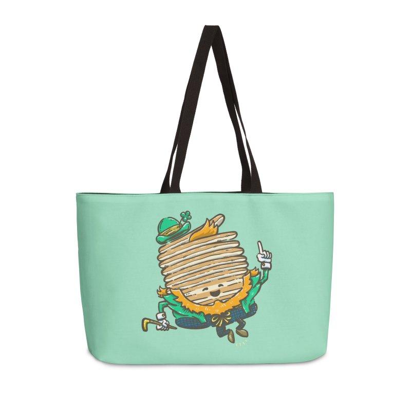 St Patrick Cakes Accessories Weekender Bag Bag by nickv47