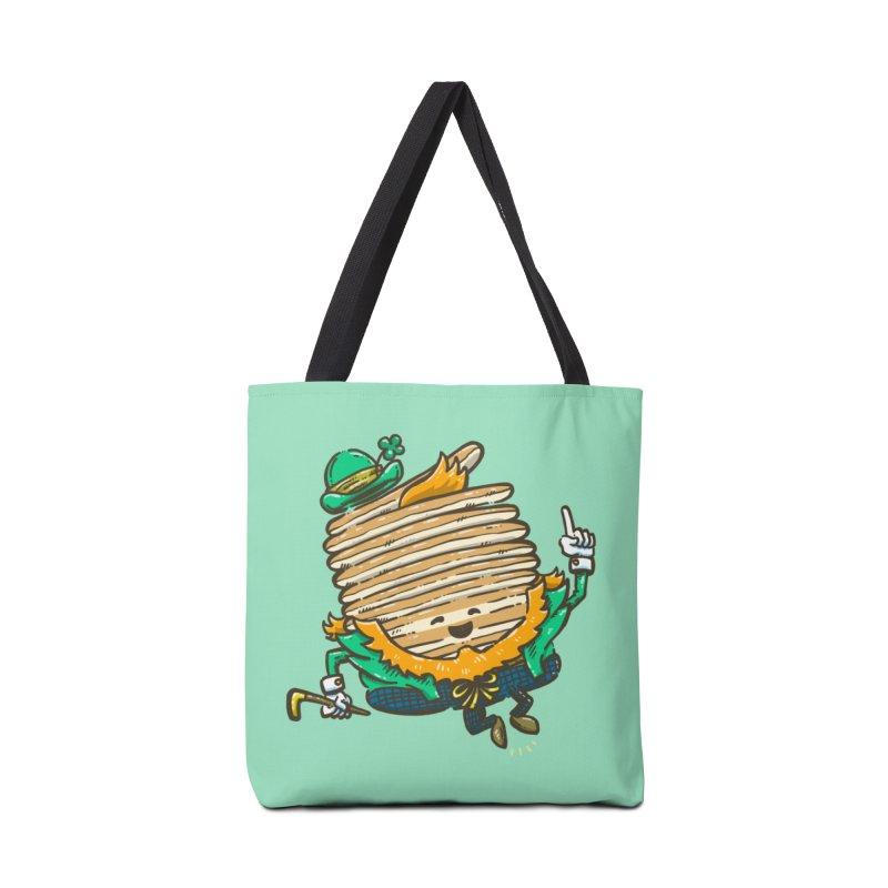 St Patrick Cakes Accessories Tote Bag Bag by nickv47