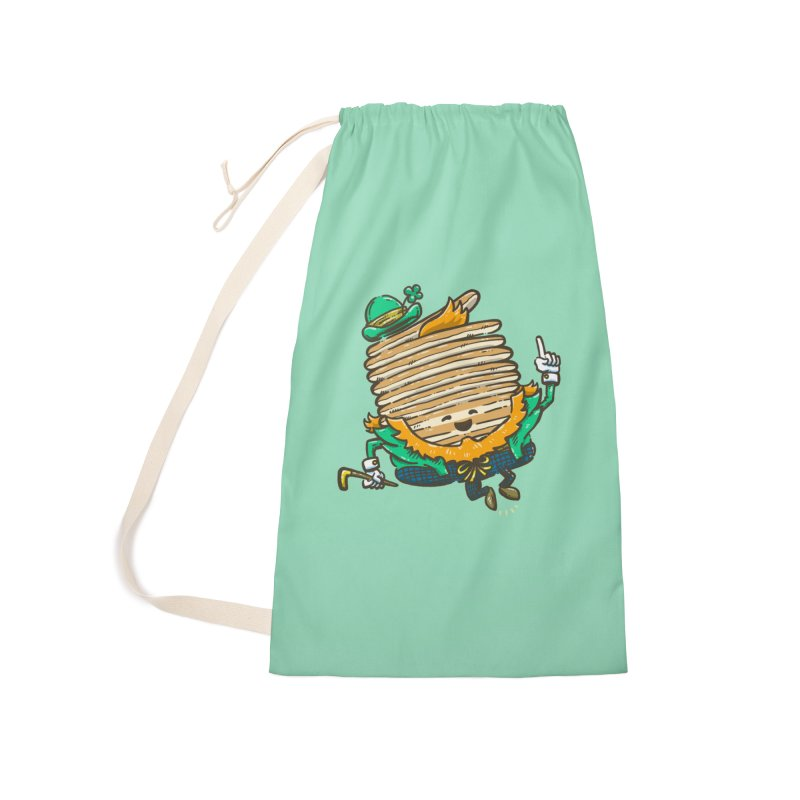 St Patrick Cakes Accessories Laundry Bag Bag by nickv47