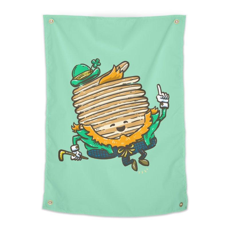 St Patrick Cakes Home Tapestry by nickv47