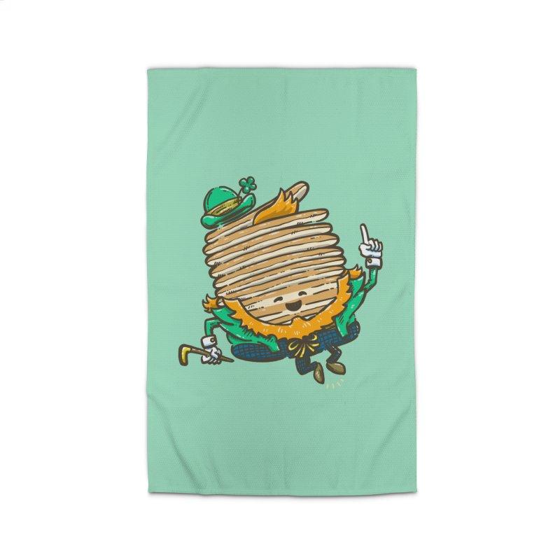 St Patrick Cakes Home Rug by nickv47