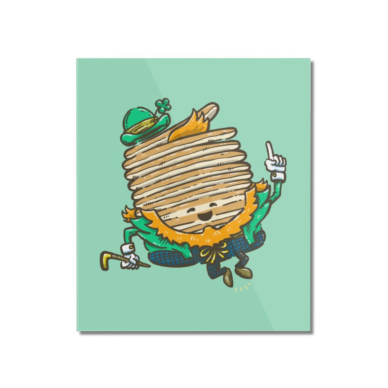 St Patrick Cakes Home Mounted Acrylic Print by nickv47