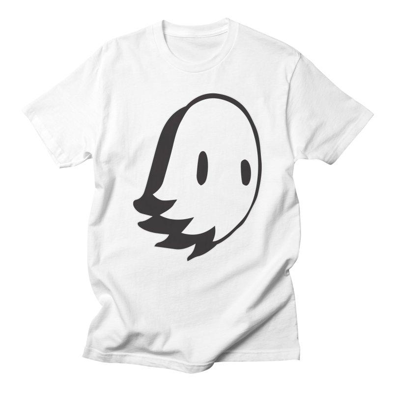 Ghost Women's Regular Unisex T-Shirt by Nicky Davis Threadless Shop