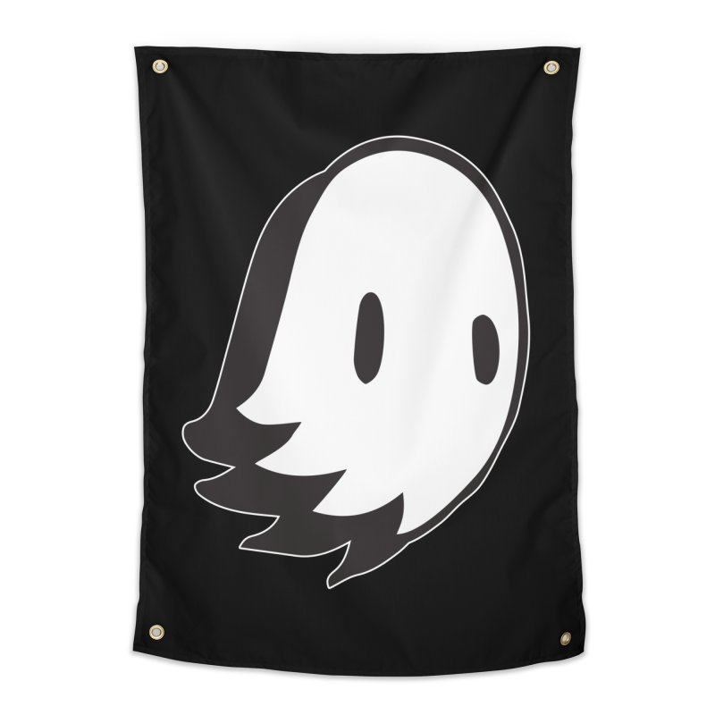 Ghost Home Tapestry by Nicky Davis Threadless Shop