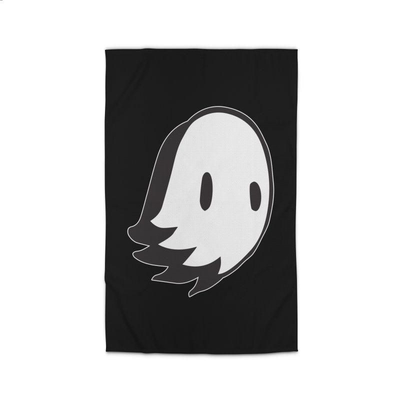 Ghost Home Rug by Nicky Davis Threadless Shop