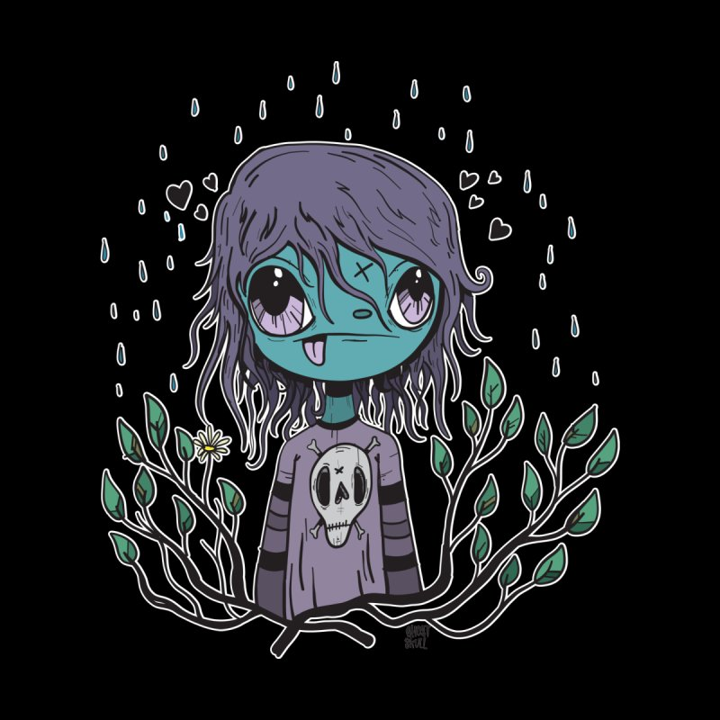 Lavender Kid by Nicky Davis Threadless Shop