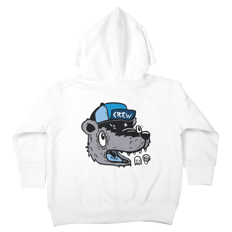 CREW Kids Toddler Zip-Up Hoody by Nicky Davis Threadless Shop