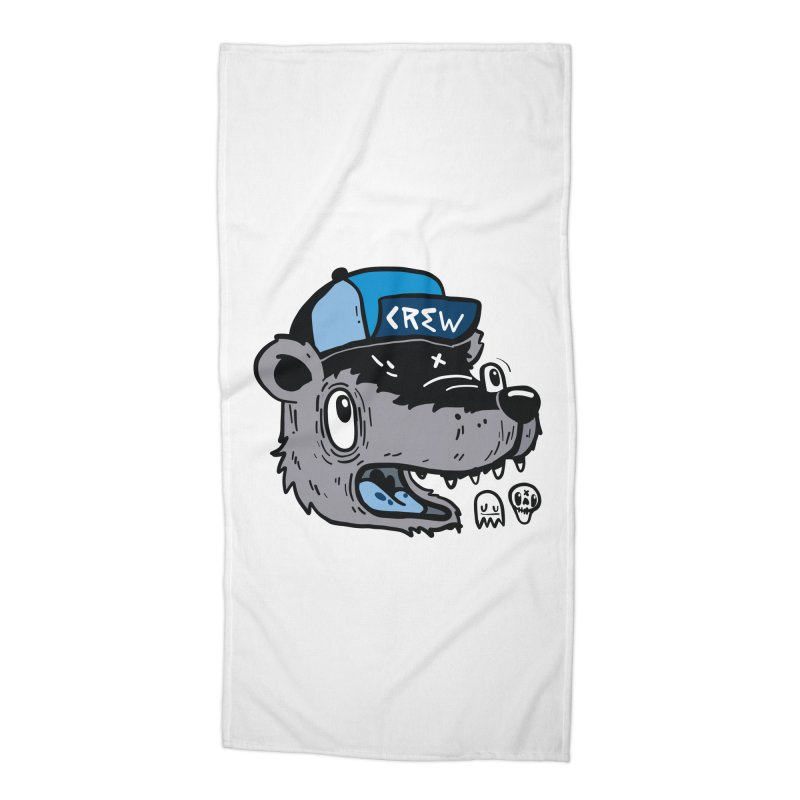 CREW Accessories Beach Towel by Nicky Davis Threadless Shop