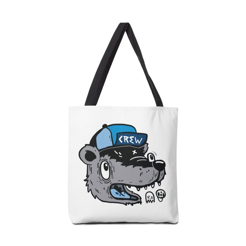 CREW Accessories Bag by Nicky Davis Threadless Shop