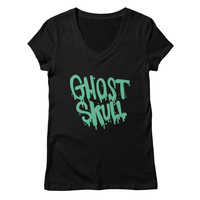 EctoPlasm Women's Regular V-Neck by Nicky Davis Threadless Shop