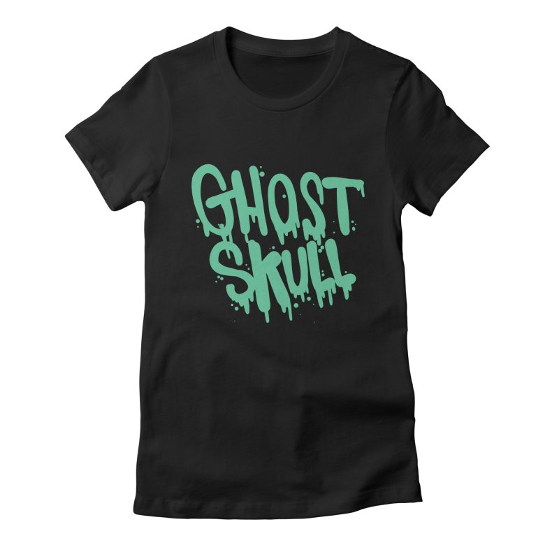 EctoPlasm Women's Fitted T-Shirt by Nicky Davis Threadless Shop