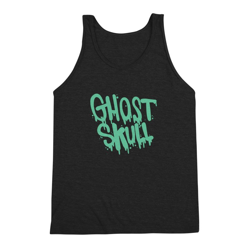 EctoPlasm Men's Triblend Tank by Nicky Davis Threadless Shop