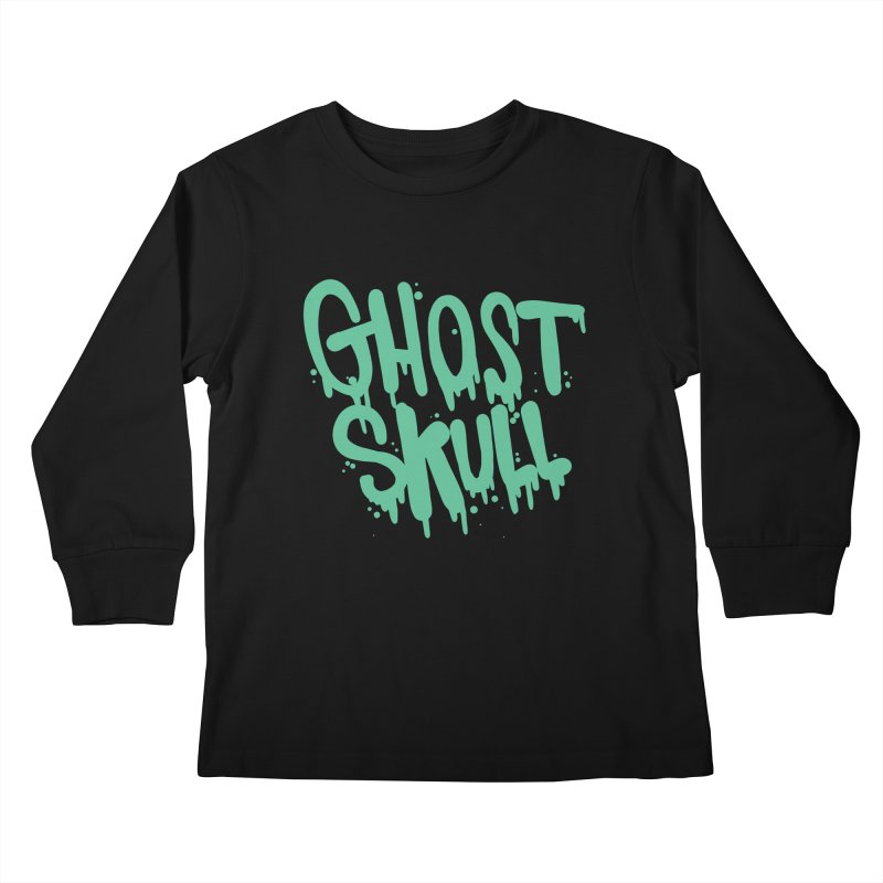 EctoPlasm Kids Longsleeve T-Shirt by Nicky Davis Threadless Shop