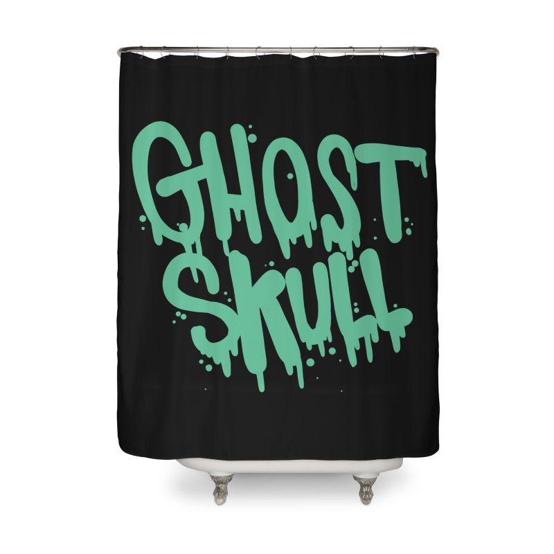 EctoPlasm Home Shower Curtain by Nicky Davis Threadless Shop