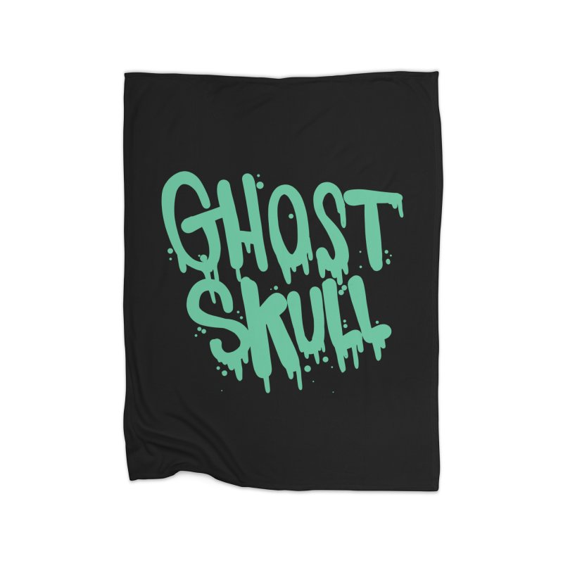 EctoPlasm Home Blanket by Nicky Davis Threadless Shop
