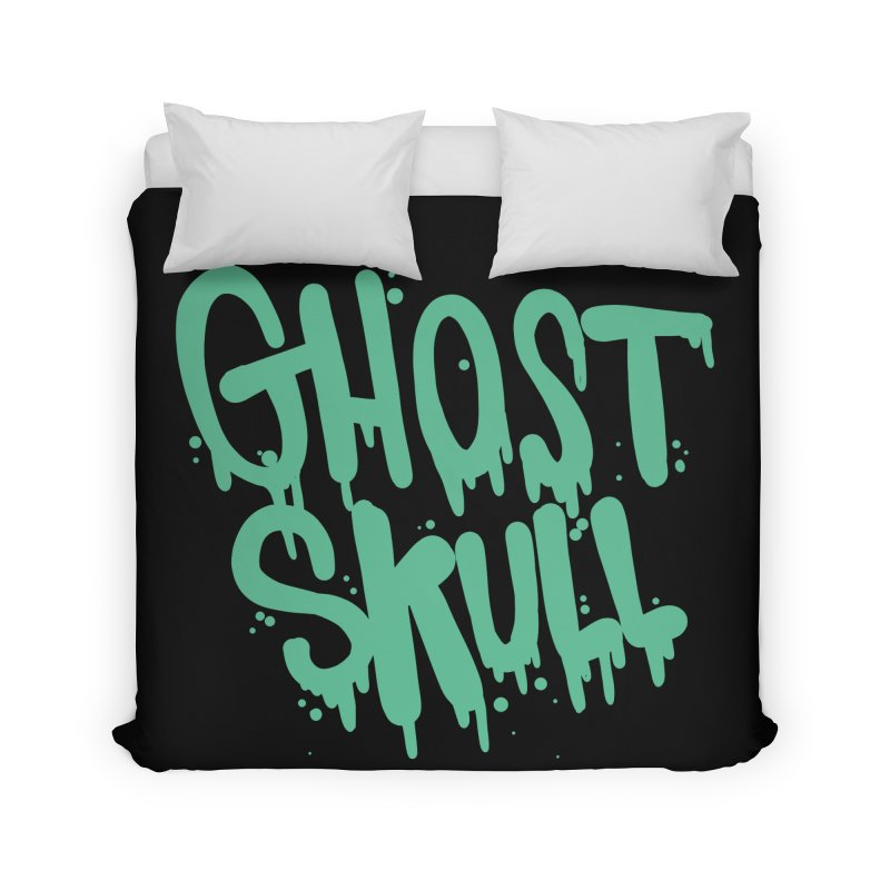 EctoPlasm Home Duvet by Nicky Davis Threadless Shop