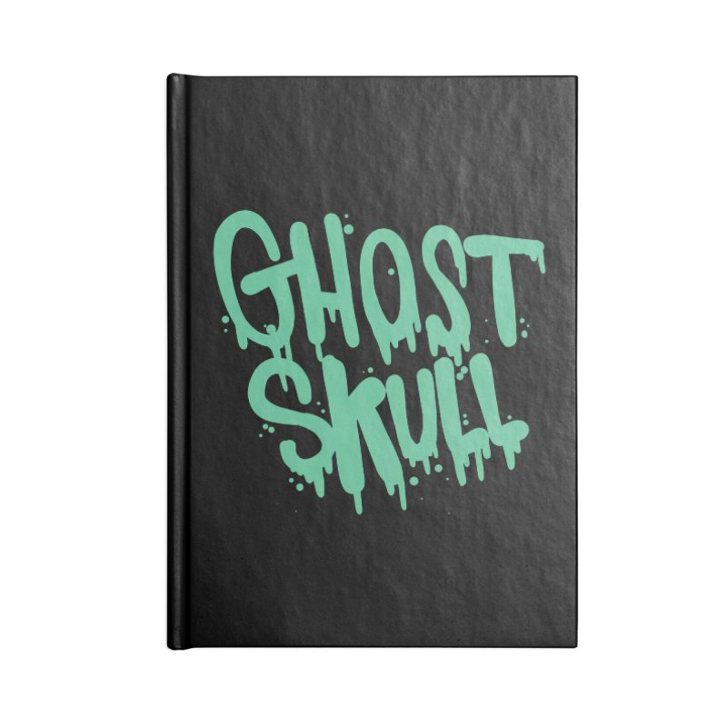EctoPlasm Accessories Lined Journal Notebook by Nicky Davis Threadless Shop