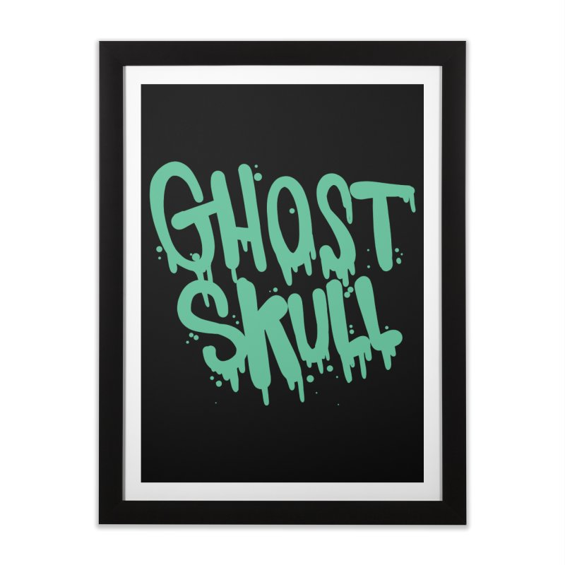 EctoPlasm Home Framed Fine Art Print by Nicky Davis Threadless Shop