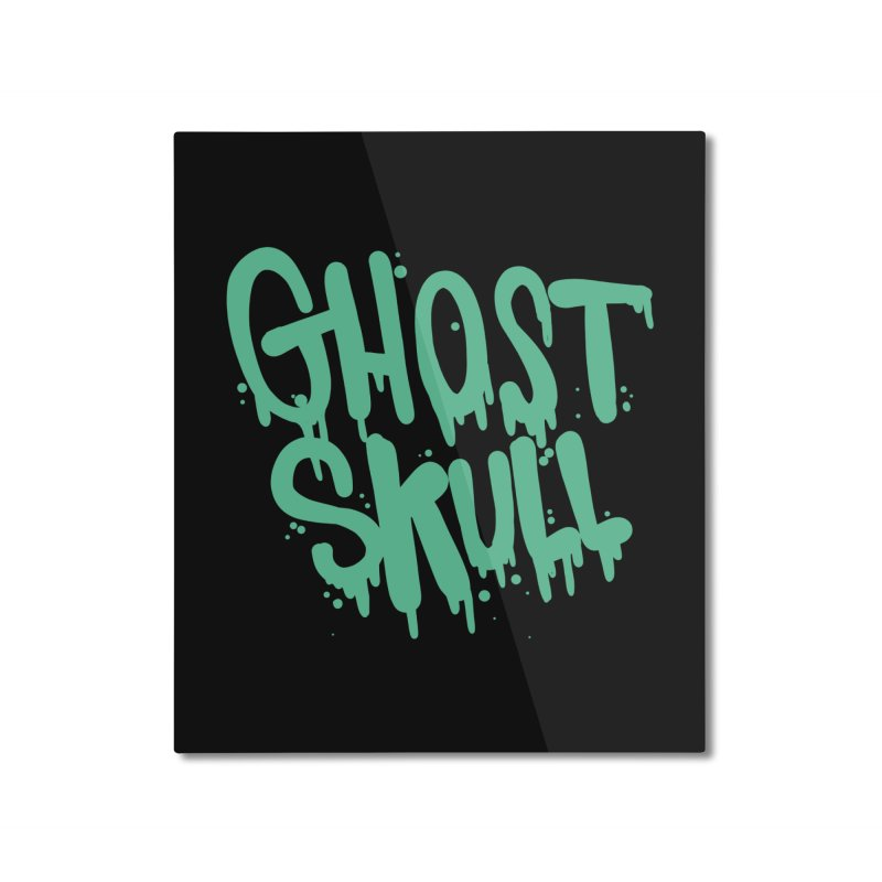 EctoPlasm Home Mounted Aluminum Print by Nicky Davis Threadless Shop