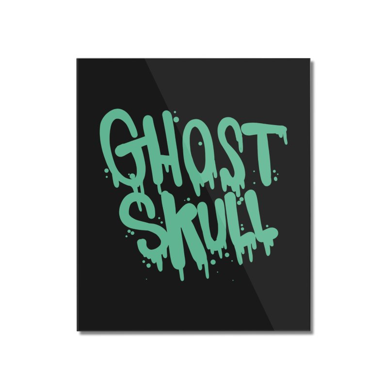EctoPlasm Home Mounted Acrylic Print by Nicky Davis Threadless Shop