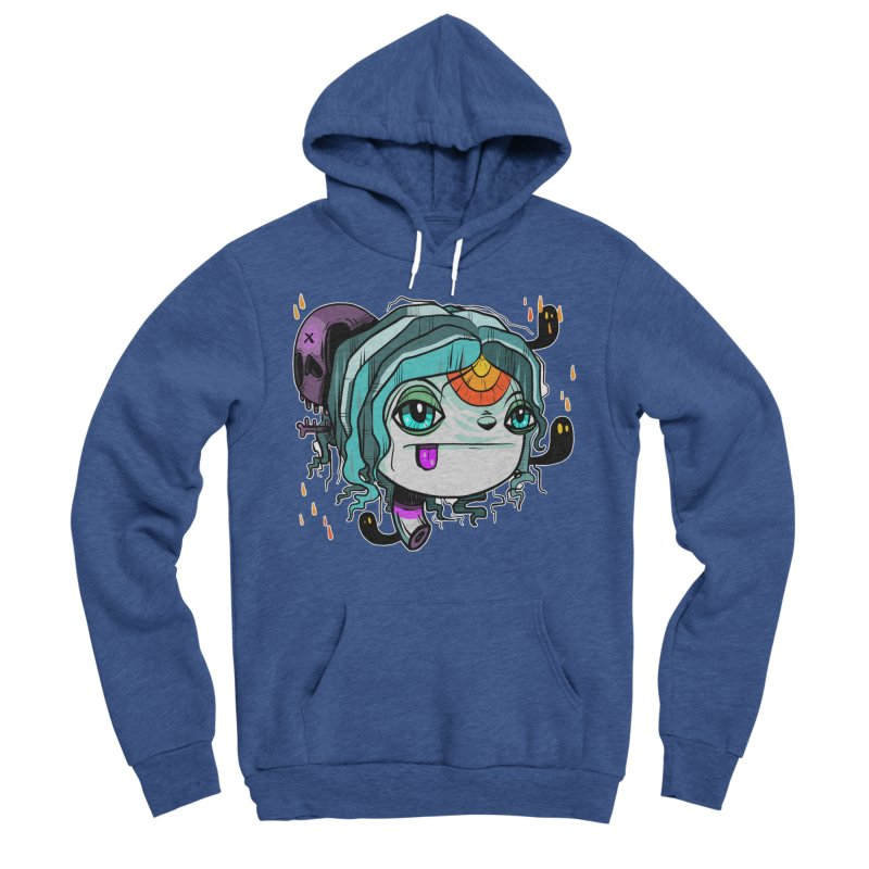 Oh Well Women's Sponge Fleece Pullover Hoody by Nicky Davis Threadless Shop