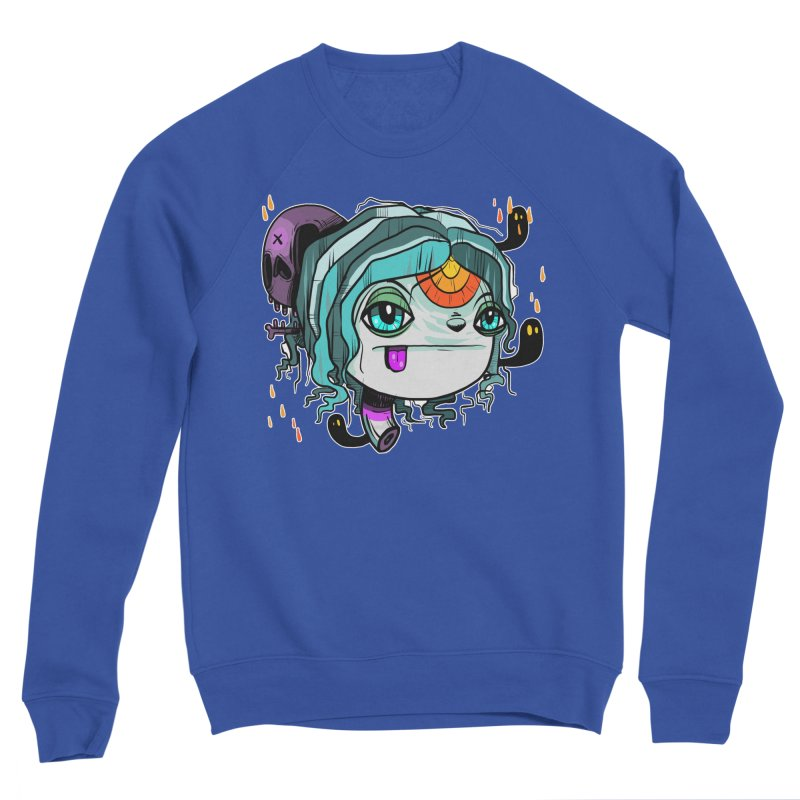 Oh Well Women's Sponge Fleece Sweatshirt by Nicky Davis Threadless Shop