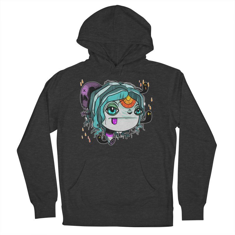 Oh Well Women's French Terry Pullover Hoody by Nicky Davis Threadless Shop