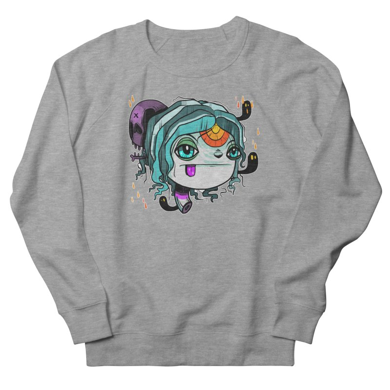 Oh Well Men's French Terry Sweatshirt by Nicky Davis Threadless Shop