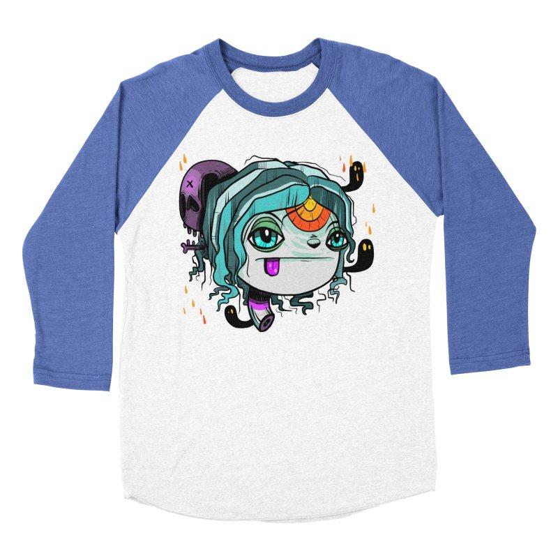 Oh Well Women's Baseball Triblend Longsleeve T-Shirt by Nicky Davis Threadless Shop